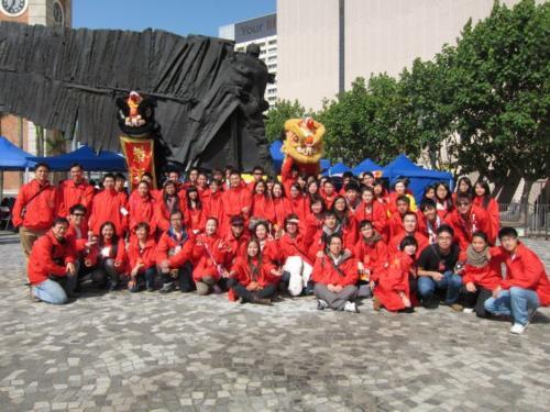 2011年 龍獅節