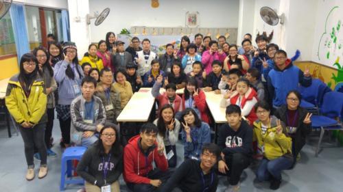 2015年 情繫莞港兩地文化交流考察之旅