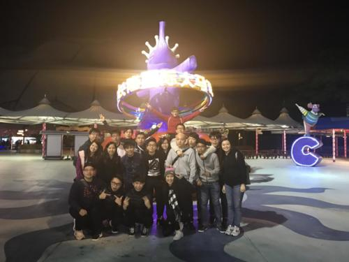 2016年 廣州、番禺文化考察團
