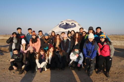 2017年 「大地‧草原」內蒙古交流考察之旅